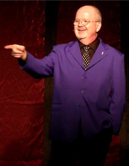 peter mennie clean comedy magic show