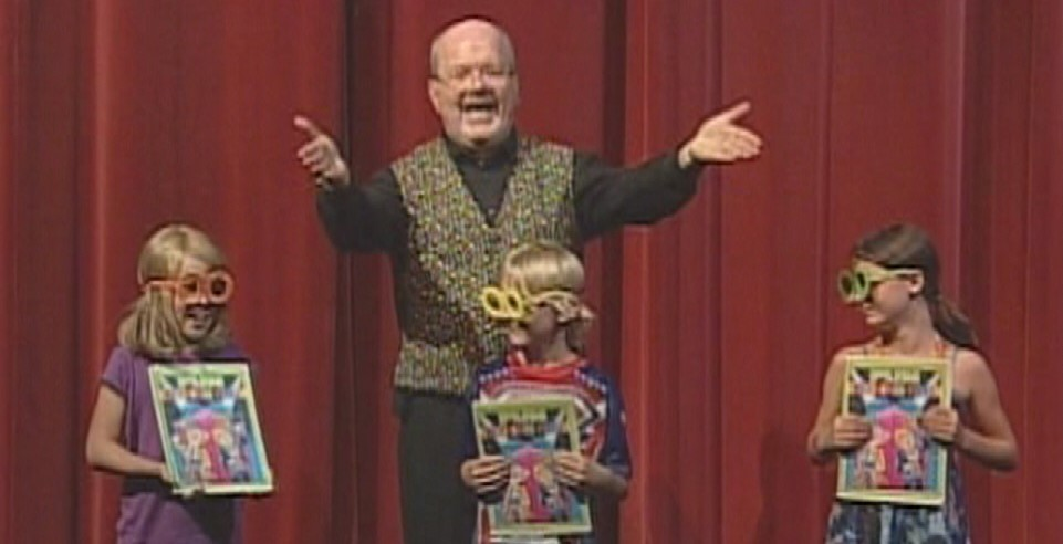 london ontario kids party magician on television